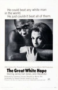 The Great White Hope poster