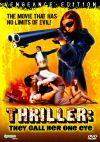 Thriller - en grym film Cover