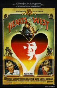 Hearts of the West poster