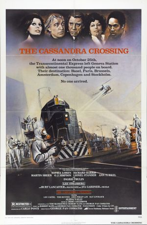The Cassandra Crossing Poster
