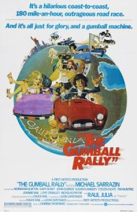 The Gumball Rally poster
