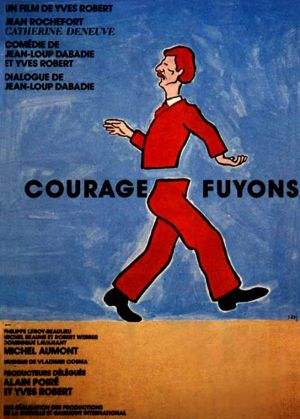Courage fuyons 544x760