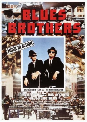 The Blues Brothers 3454x4826