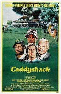 Golfiarze poster