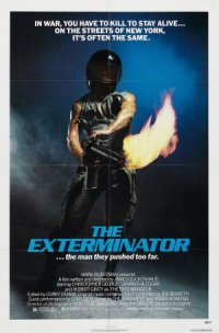 The Exterminator poster