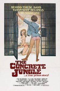 The Concrete Jungle poster