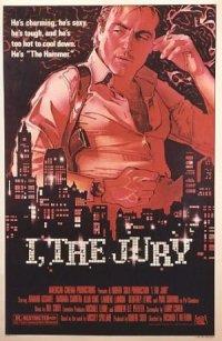 I, the Jury poster