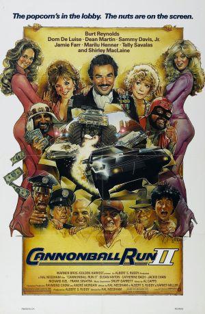 Cannonball Run II 2602x3978