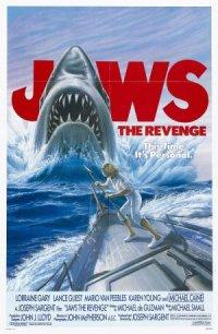 Der weiße Hai IV - Die Abrechnung poster
