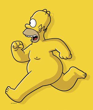 Die Simpsons 2525x3000