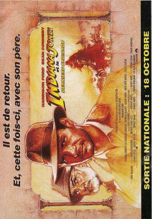 Indiana Jones and the Last Crusade 1345x1940