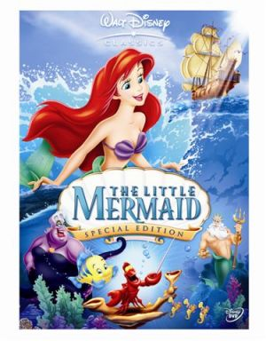 The Little Mermaid 375x480