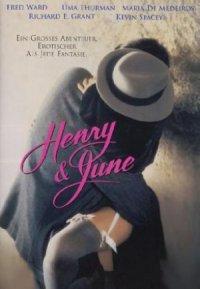 Henry ve June poster