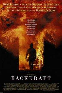 Backdraft poster