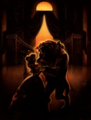 Beauty and the Beast 540x715