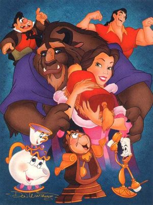 Beauty and the Beast 468x625