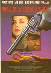 Diary of a Hitman poster