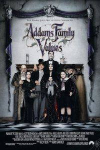 Addams Family Values poster