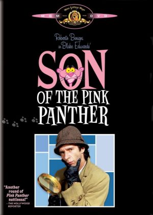 Son of the Pink Panther Cover