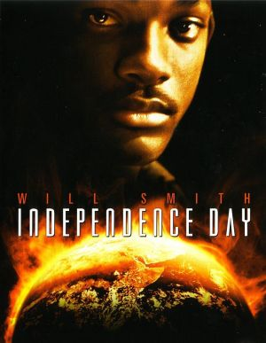 Independence Day Dvd cover
