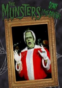 The Munsters' Scary Little Christmas poster