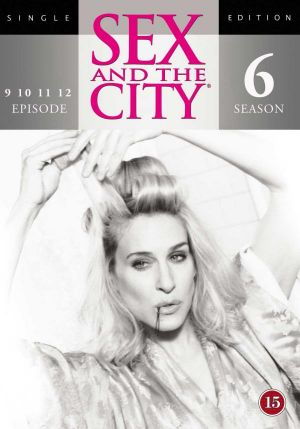 Sex and the City 600x858