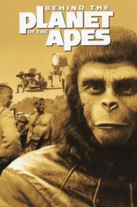 Behind the Planet of the Apes poster