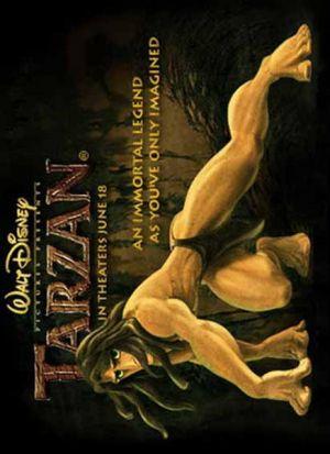 Tarzan 436x600