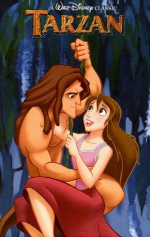 Tarzan 397x624