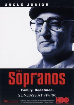 The Sopranos 1052x1500