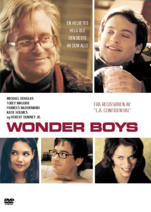 Wonder Boys 498x698