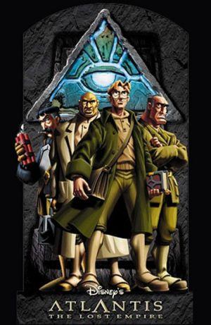 Atlantis - Das Geheimnis der verlorenen Stadt 361x555