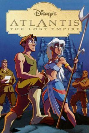 Atlantis - Das Geheimnis der verlorenen Stadt 369x550