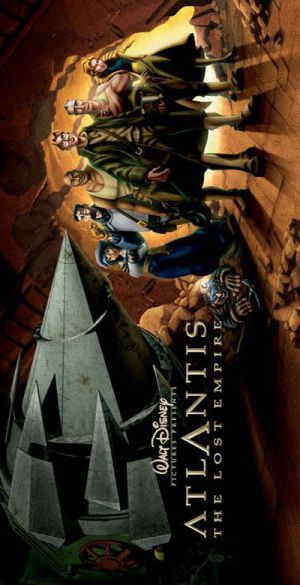Atlantis - Das Geheimnis der verlorenen Stadt 400x780