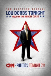 Lou Dobbs Tonight poster