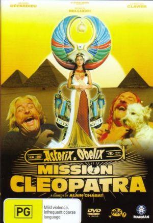 Asterix & Obelix: Mission Kleopatra 495x723