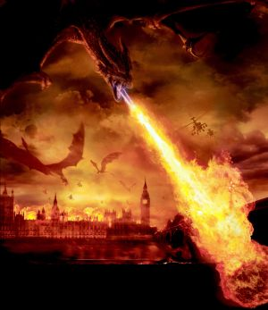 Reign of Fire Key art
