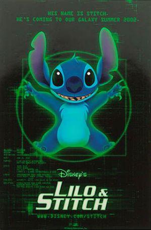 Lilo & Stitch 320x485