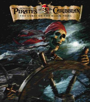 Pirates of the Caribbean: The Curse of the Black Pearl 1541x1746