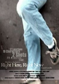 Right Here, Right Now poster