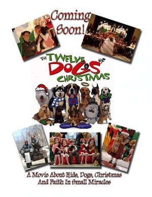 The 12 Dogs of Christmas 350x453