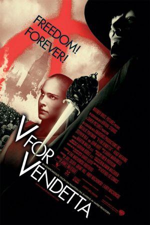 V for Vendetta 500x750