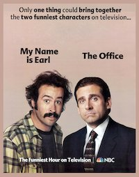 Jaz sem pa Earl poster