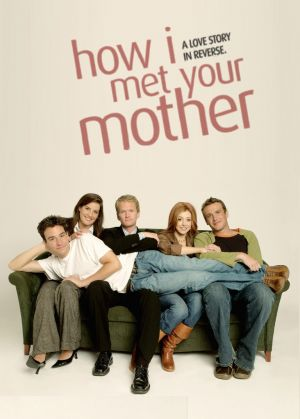 How I Met Your Mother 1032x1441