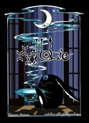 XXXHolic, ein Sommernachtstraum 757x1050