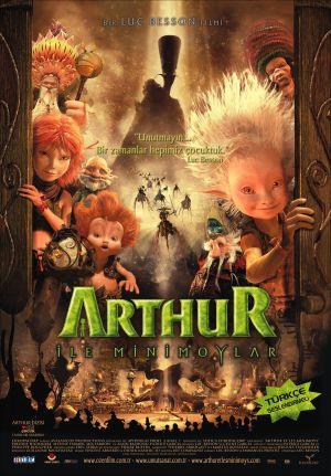 Arthur und die Minimoys 2877x4134
