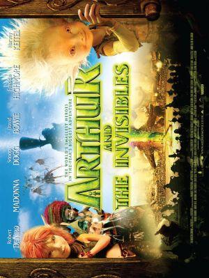 Arthur und die Minimoys 1000x1330