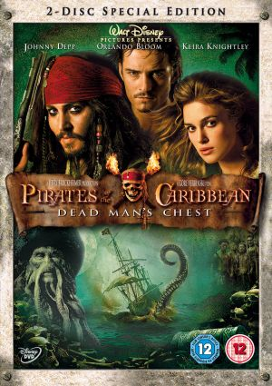 Pirates of the Caribbean: Dead Man's Chest 1551x2196