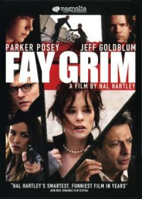 Fay Grim poster