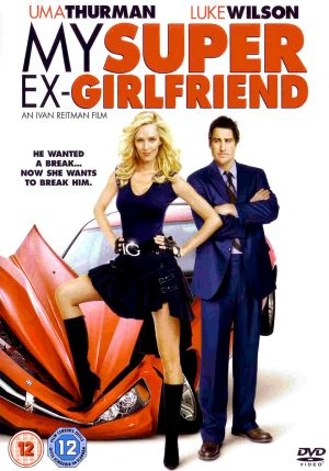 My Super Ex-Girlfriend 840x1200